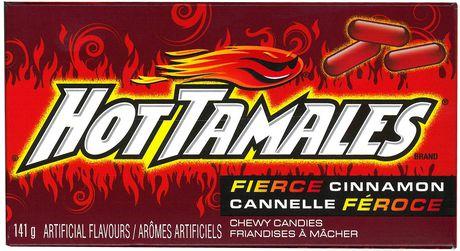 Hot Tamales Fierce Cinnamon Chewy Candies Walmart Canada