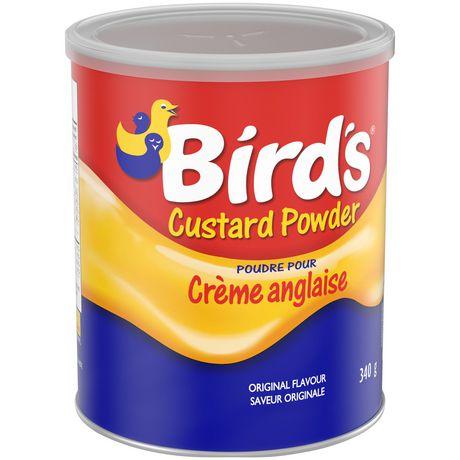Birds Original Flavour Custard Powder Walmartca