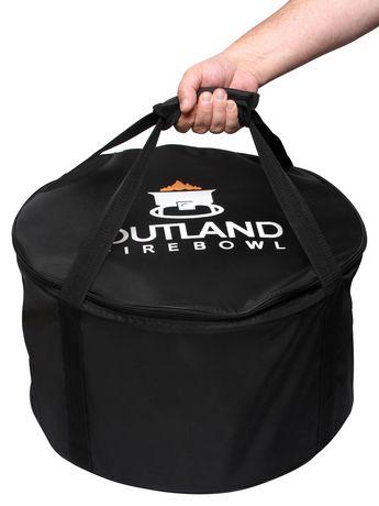 Outland Living Outland Firebowl Cypress Carry Bag for 21 ... on Outland Living Cypress Fire Pit id=11935