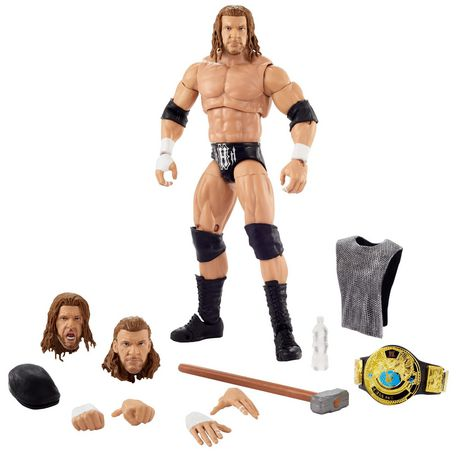 WWE Triple H Ultimate Edition Action Figure | Walmart Canada on Hhh Outdoor Living  id=97412