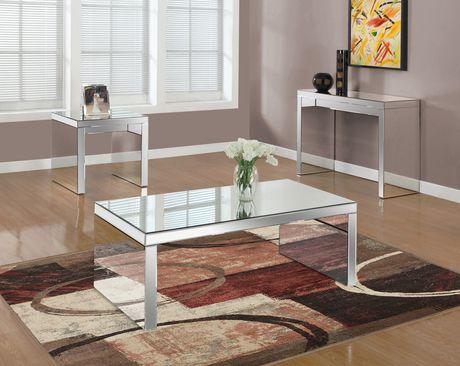 Table De Salon Monarch Specialties En Mirior Walmartca