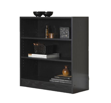 Mainstays 3 Shelf Bookcase Walmartca