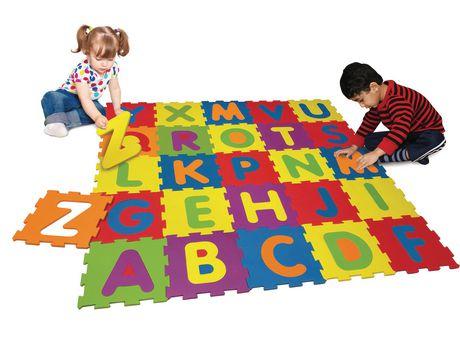 spark create imagine tapis en mousse alphabet