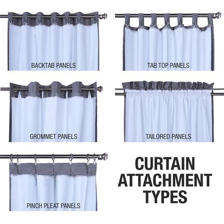 commonwealth universal insulating blackout curtain liner