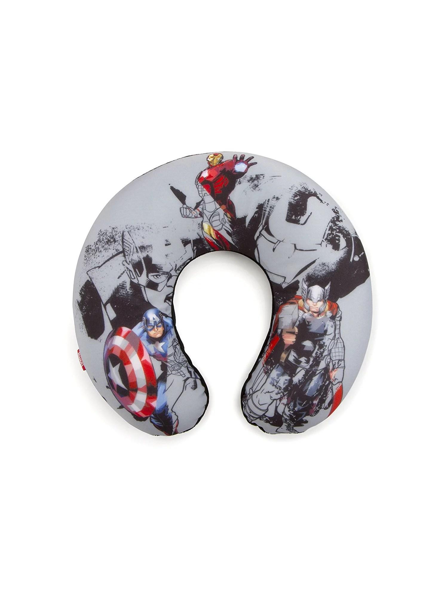 marvel marvel avengers assemble travel neck pillow walmart com