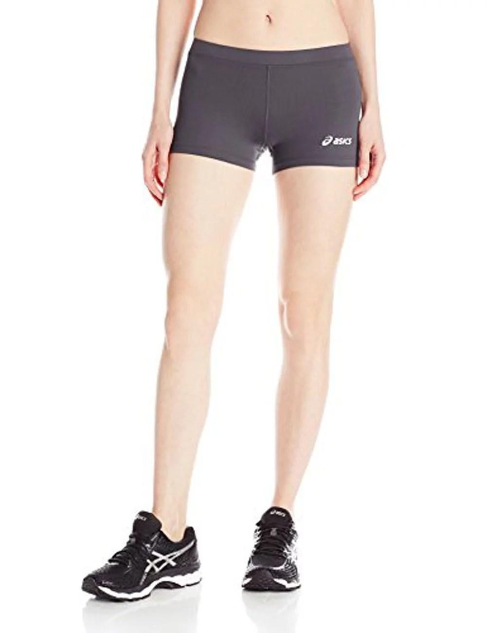Asics Low Cut Compression Shorts
