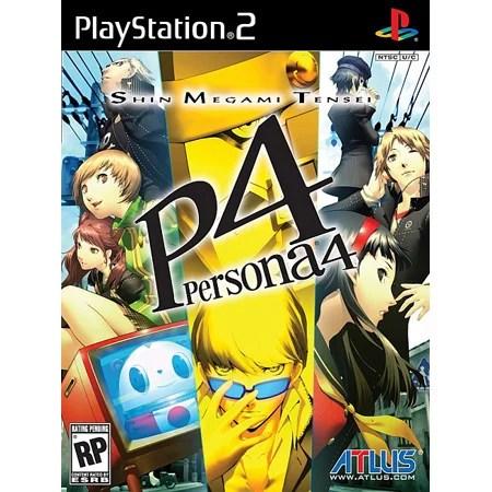 Shin Megami Tensei: Persona 4 (PS2) | Walmart Canada