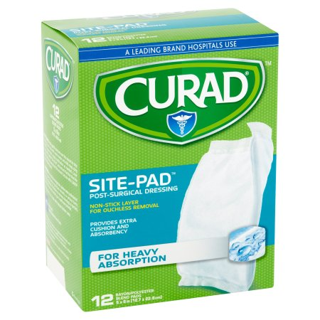 Curad Web site-Pad Submit-Surgical Dressings, 12 depend 04720248 e4e5 4af0 b9fb 78d4f9bcc4c9 1