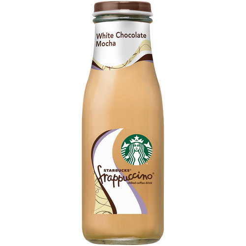 Starbucks Frappuccino White Chocolate Mocha Coffee Drink 137oz