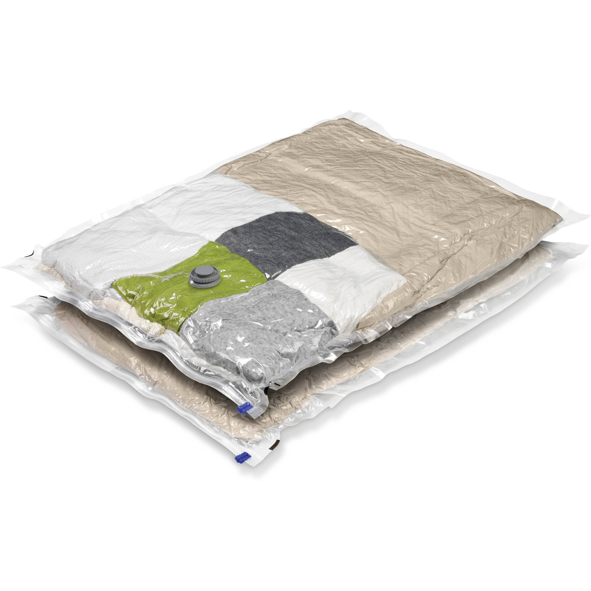 honey can do large vacuum storage bags clear pack Very Large Vacuum Storage Bags id=64599