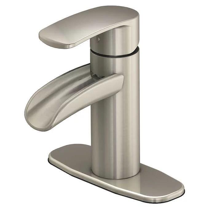 waterridge adra waterfall bathroom