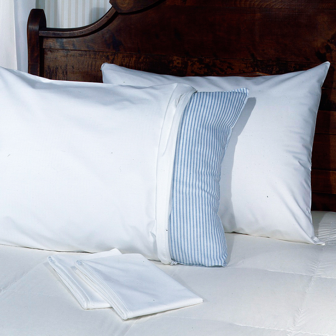 pillow guard allergy relief mattress and pillow protectors 2 pack sold separately