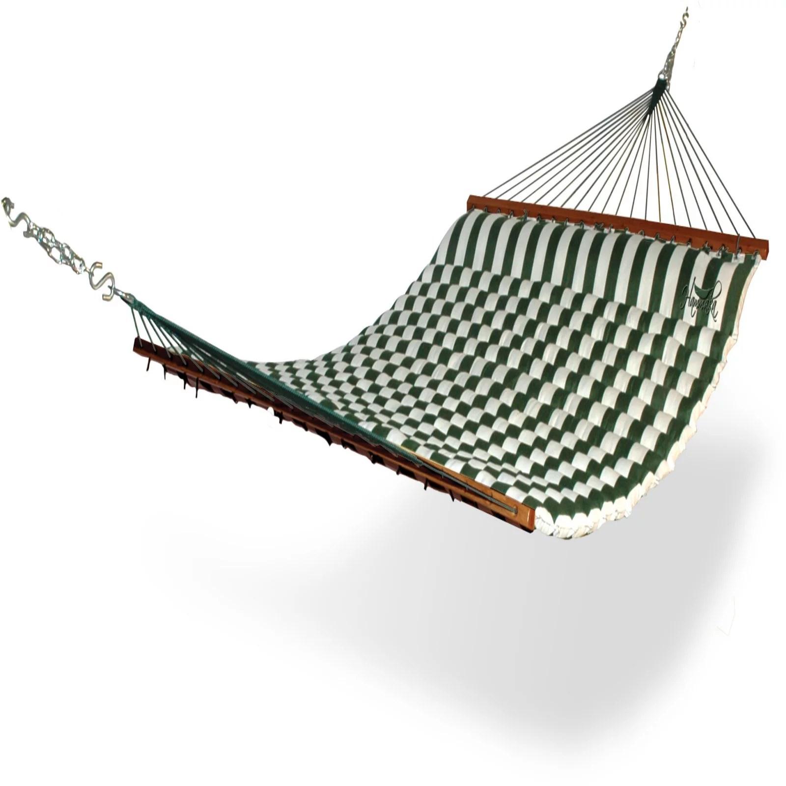 hammaka pillow top double hammock
