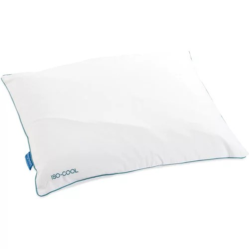 iso cool memory foam traditional shape bed pillow