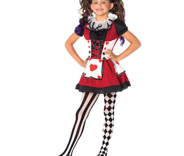 Playing Card Cutie Child Halloween Costume