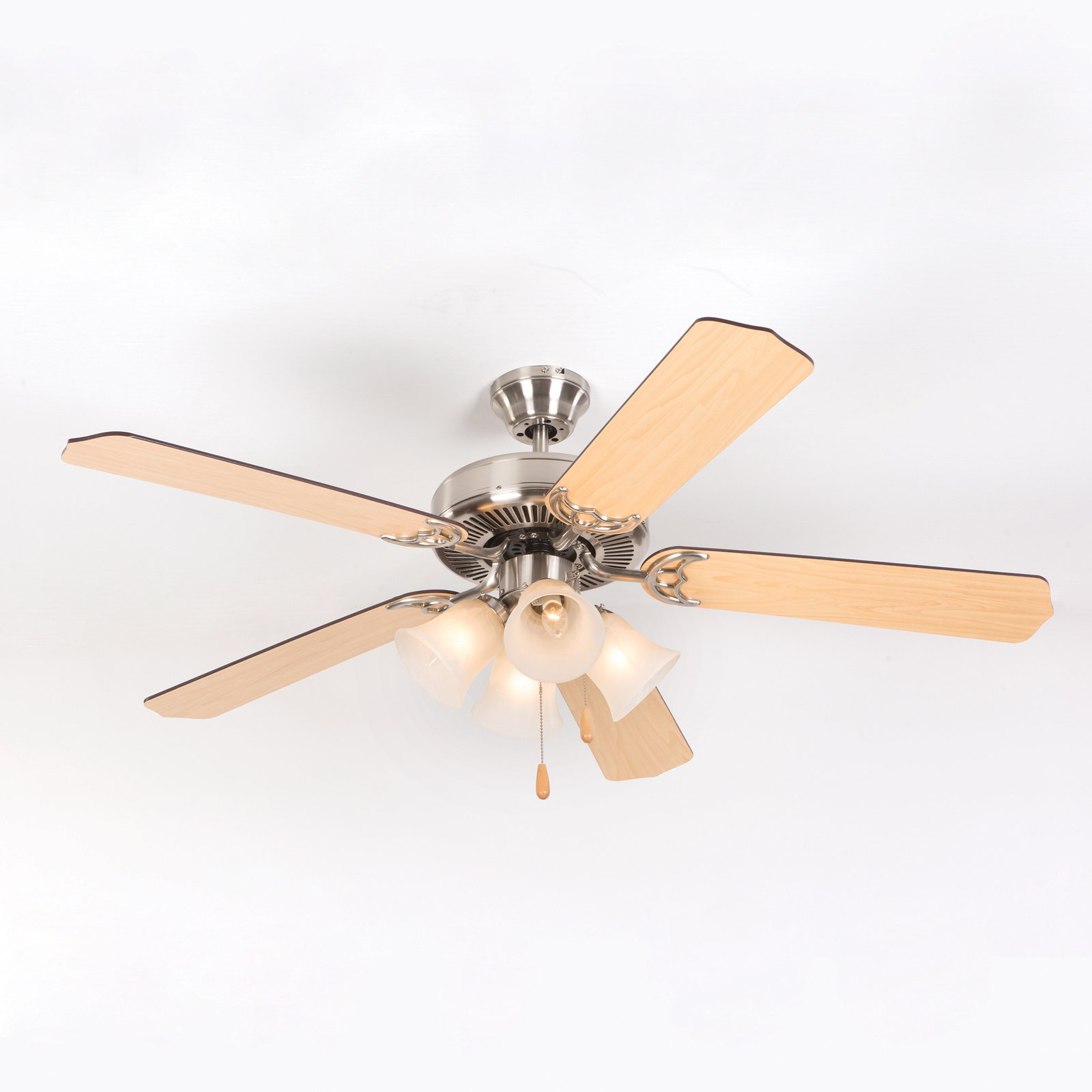 Yosemite Home Decor WESTFIELD BBN 4 Westfield 52 in  Indoor Ceiling     Yosemite Home Decor WESTFIELD BBN 4 Westfield 52 in  Indoor Ceiling Fan