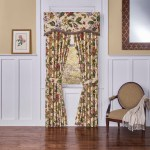 Curtains Blinds One Pair Of 3d Red Butterfly Design Kitchen Curtains Inc Tiebacks Home Furniture Diy Quatrok Com Br