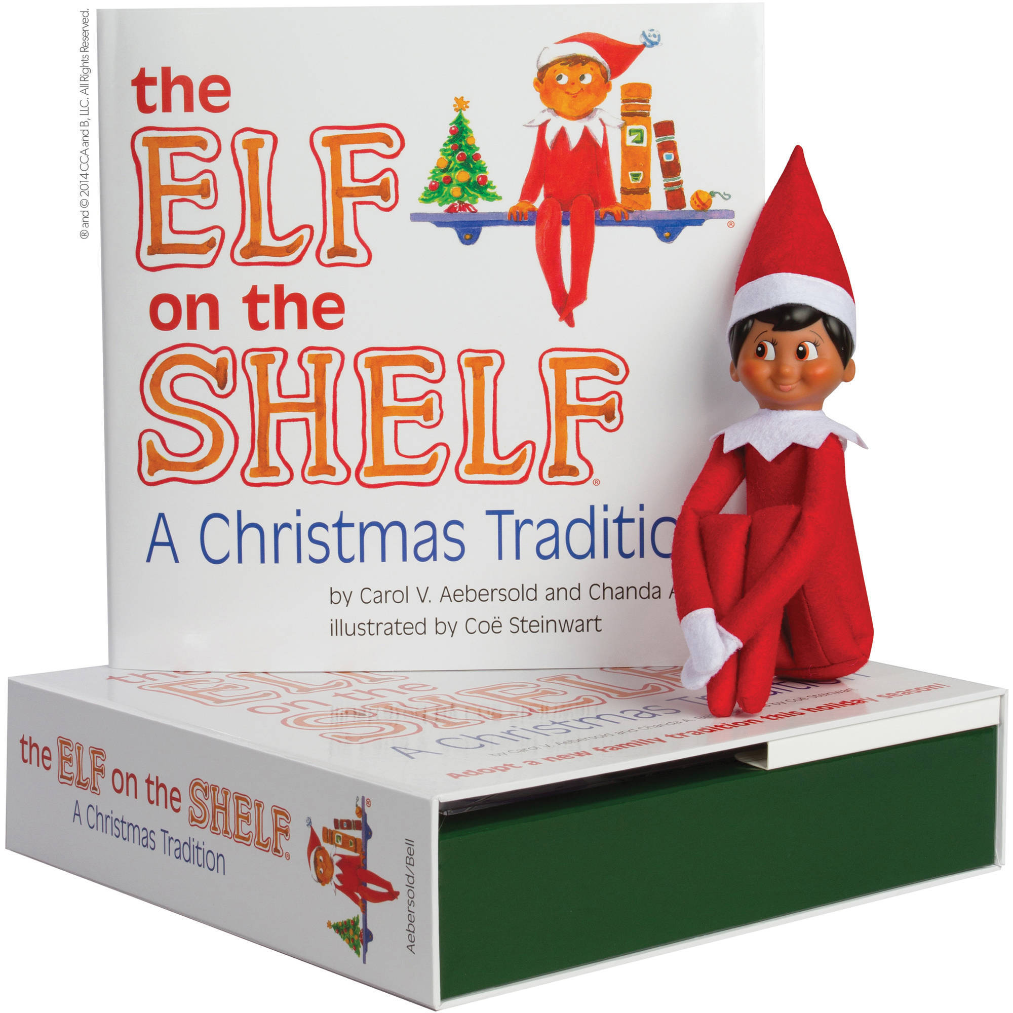 elf on the shelf boy dark walmart com