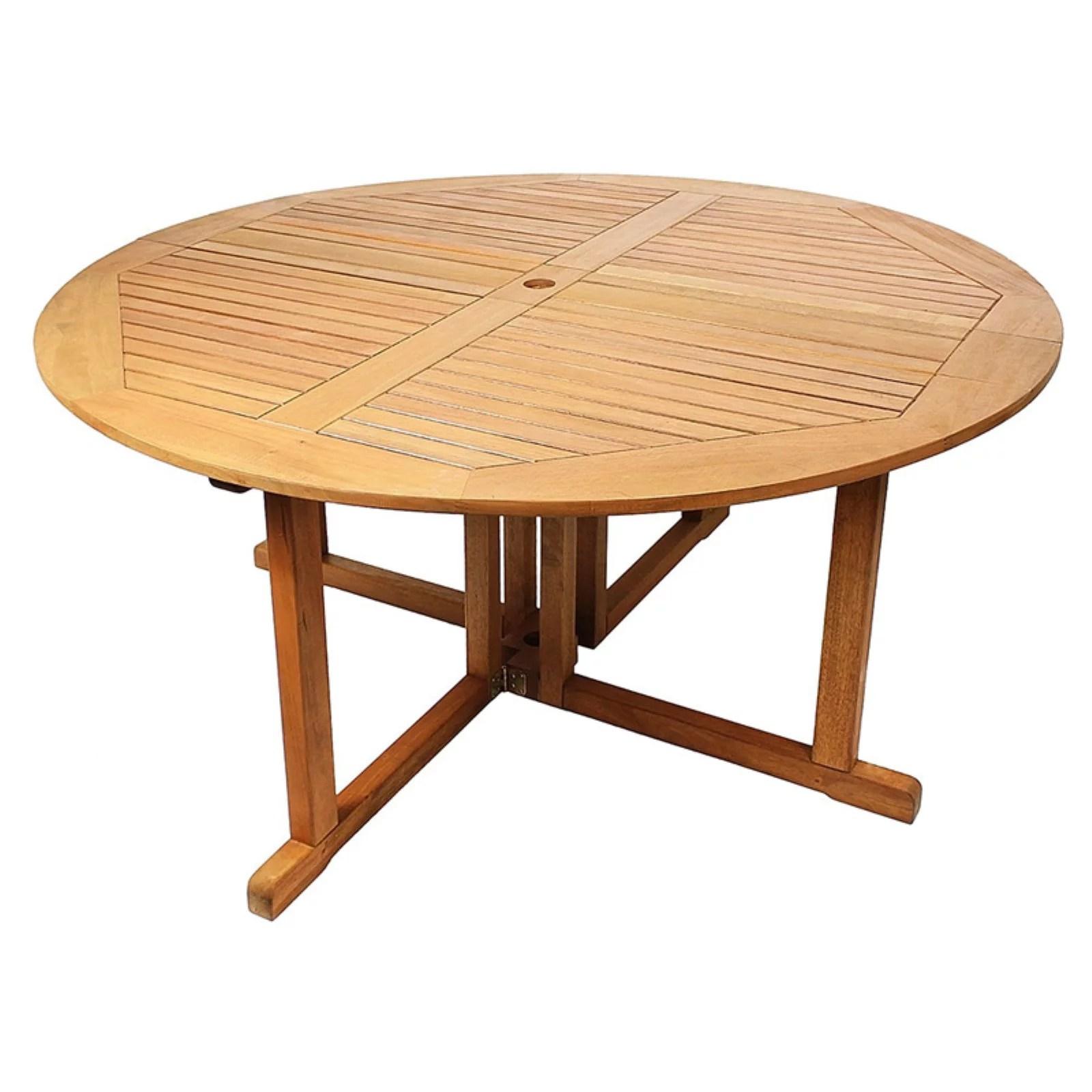 achla designs folding dining table walmart on Circular Folding Dining Table id=71767