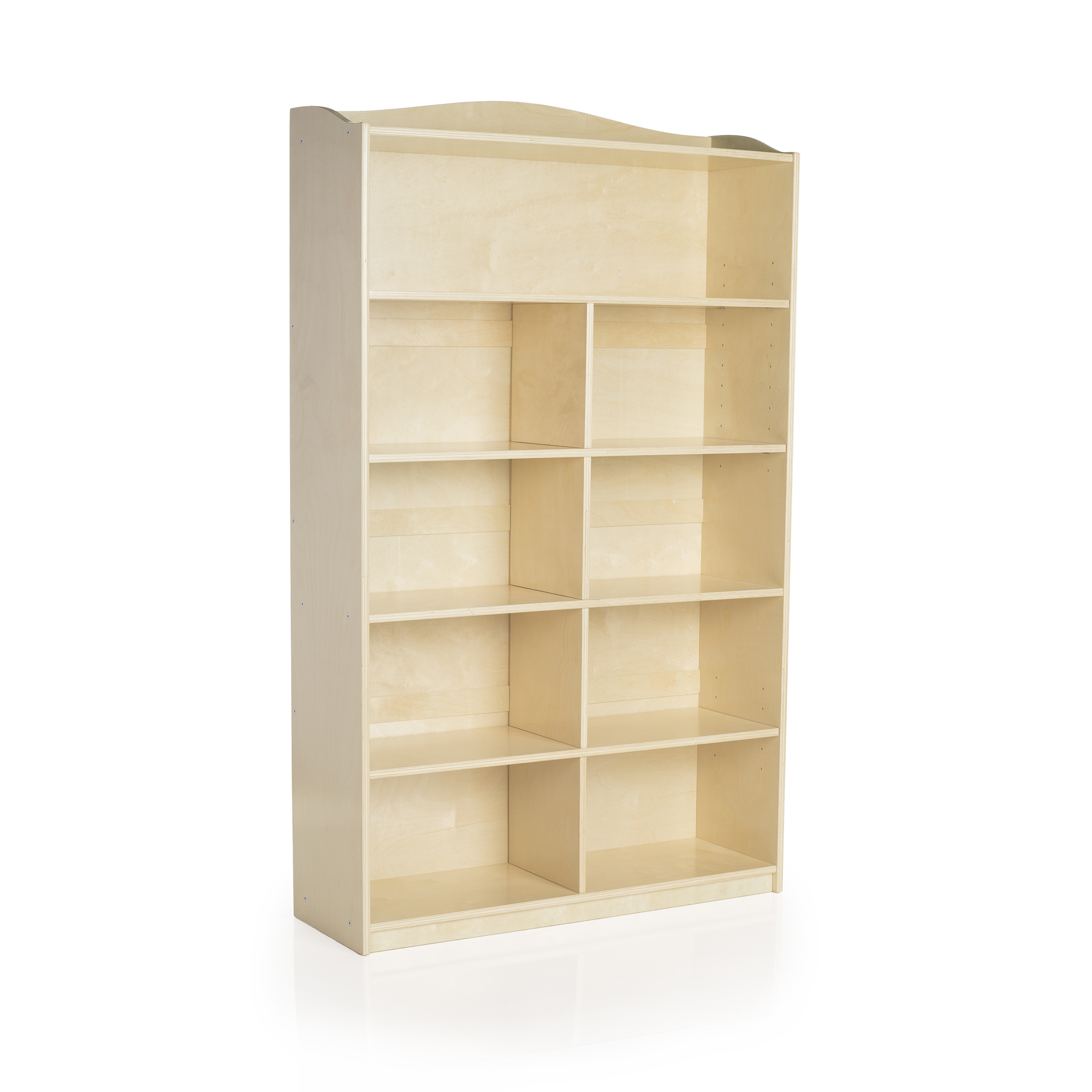 Labebe Book Toy Storage Bookshelf For Toddler Kidcraft