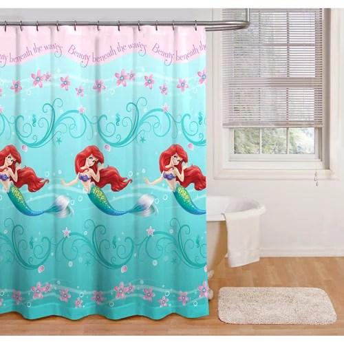 Disney Disney Little Mermaid Shower Curtain
