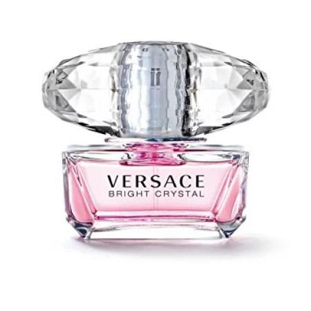 Versace Bright Crystal Mini Eau de Toilette Perfume for Women, .17 oz