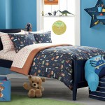 Mainstay Kids Safari Boy 4 Piece Toddler Bedding Set Multi Color Toddler Size Walmart Com Walmart Com