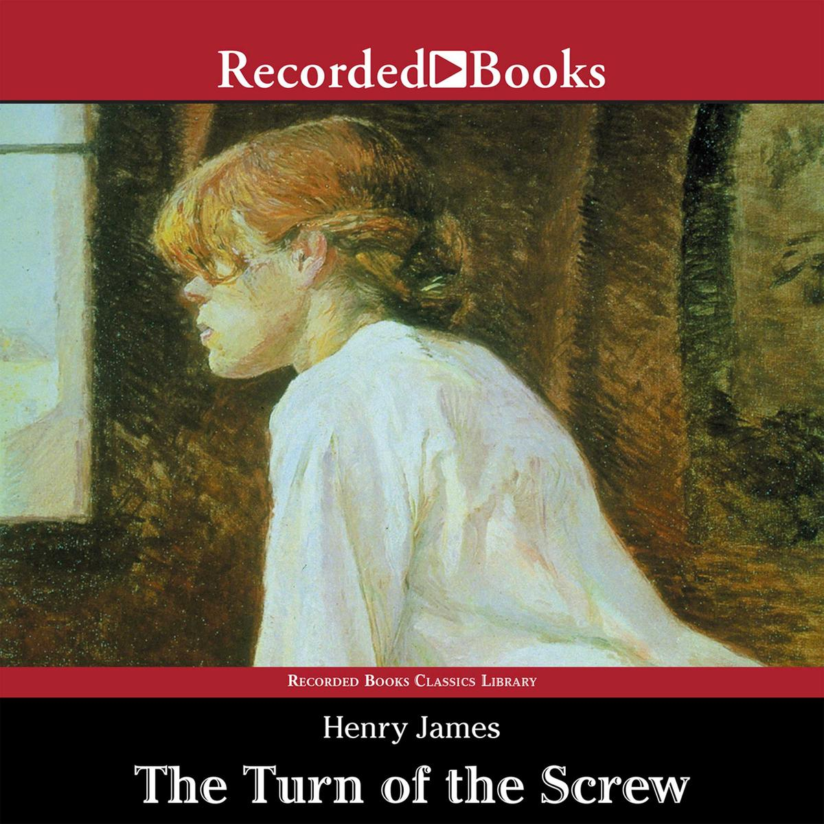 The Turn of the Screw – Audiobook