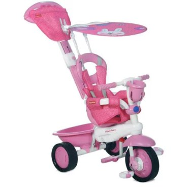 Fisher Price Pink Smart Trike