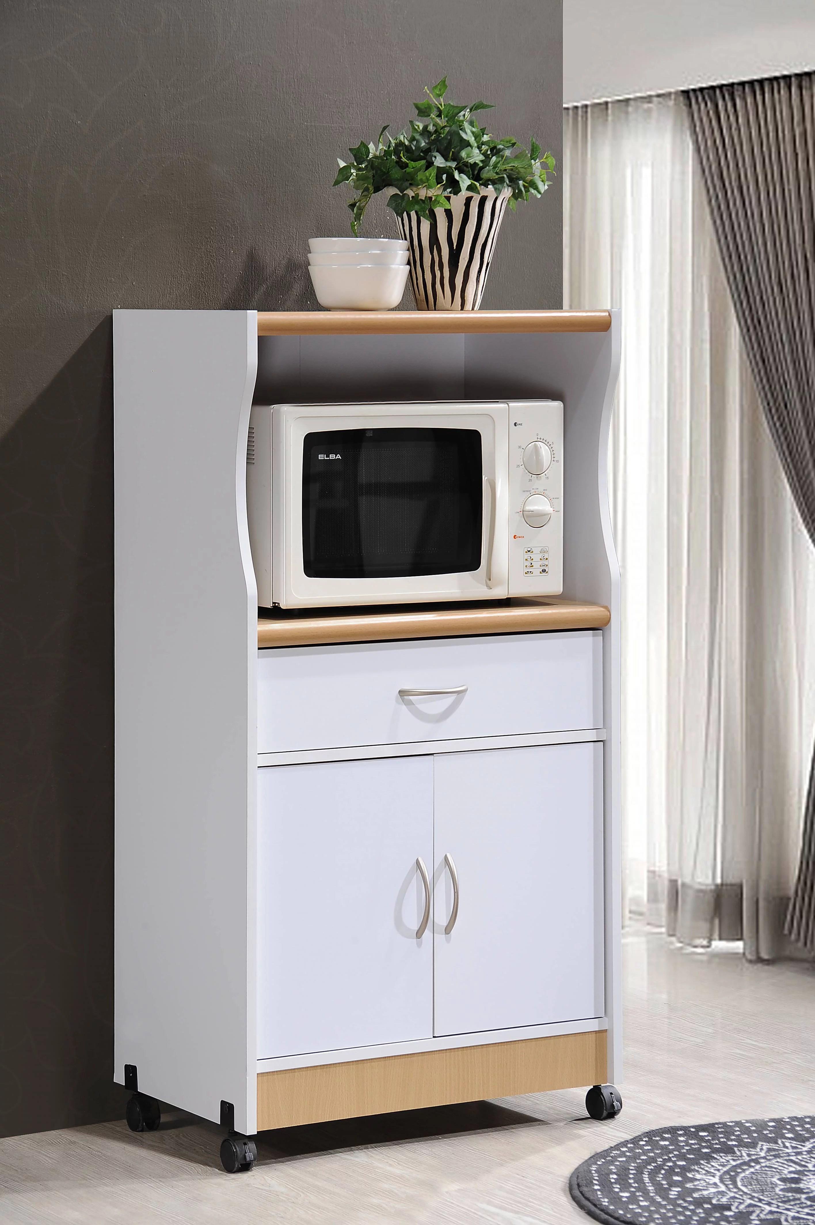 microwave carts walmart com