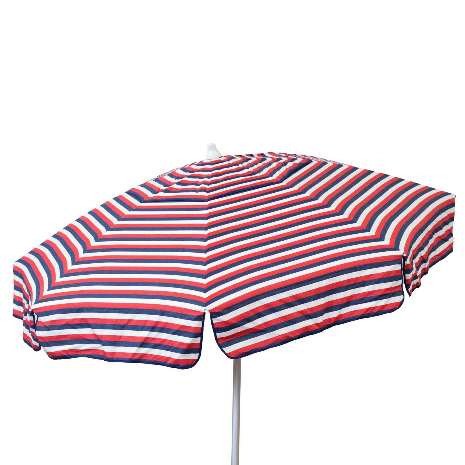 6ft home patio tilt market umbrella