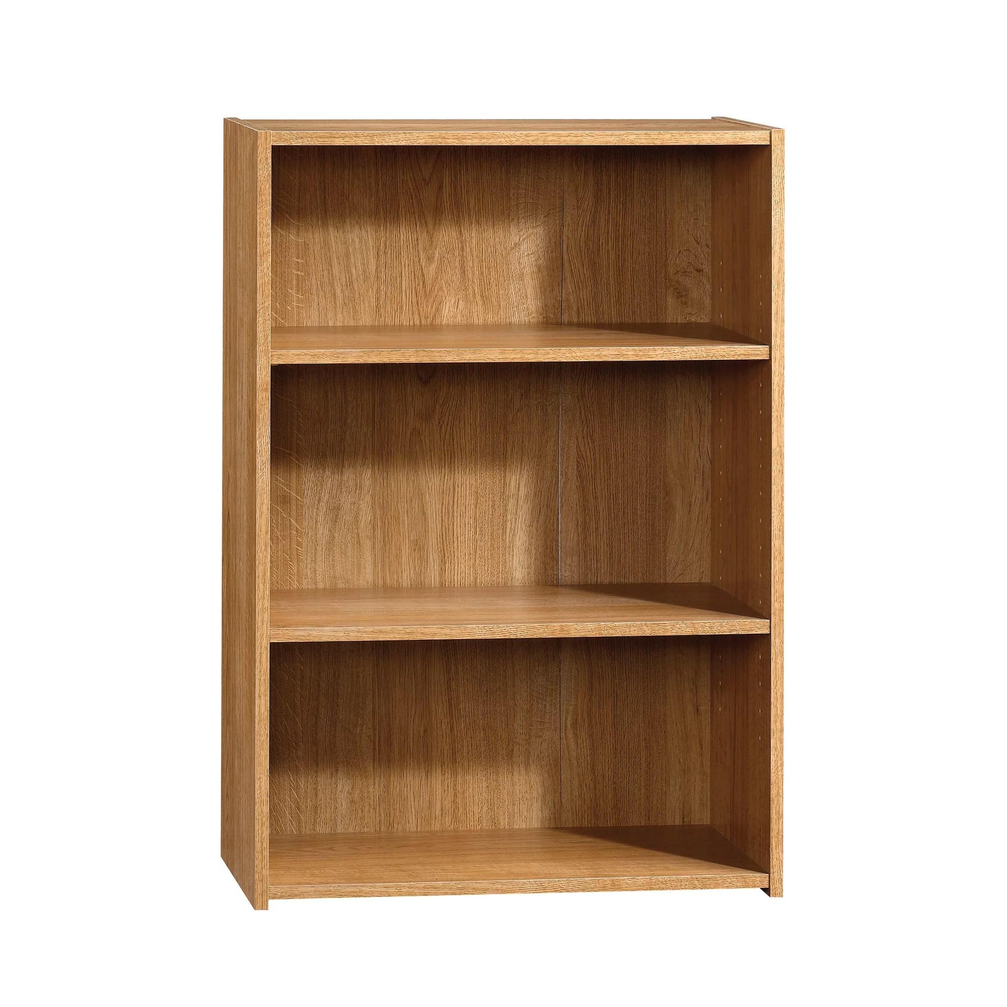 Sauder Beginnings 35 3 Shelf Standard Bookcase Multiple