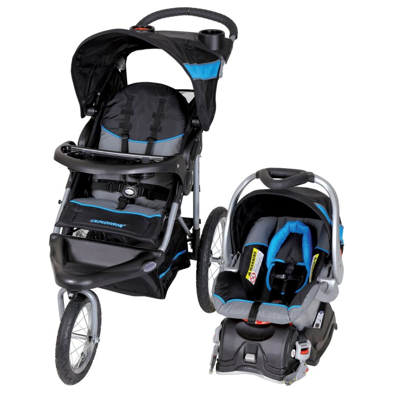 Baby Trend Expedition Jogger Travel
