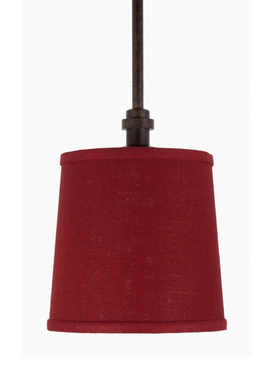 Red Drum Pendant Light