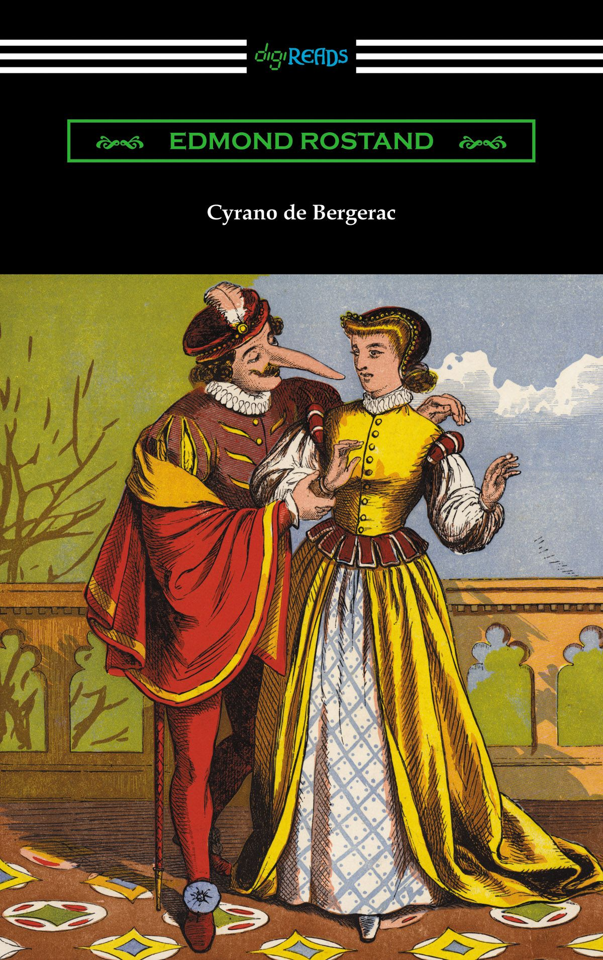 Cyrano De Bergerac Translated By Gladys Thomas And Mary F