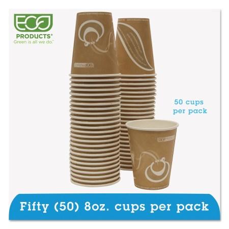 Eco-products Evolution World Pcf Scorching Cups – eight Oz – 50/pack – Assorted (epbrhc8ewpk) 107f9f8b a98b 414d 94e8 c5ea8f482fcf 1