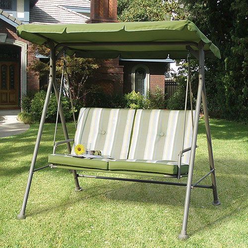 garden winds replacement canopy top cover only for double seat swing beige color will only fit swing model rus4085 will not fit any other model