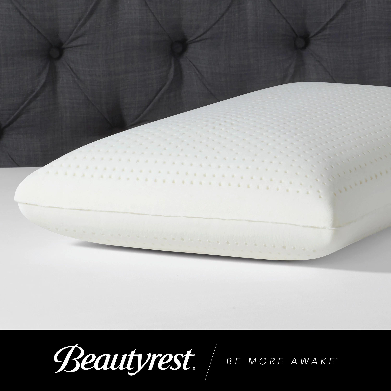 beautyrest latex foam pillow king online