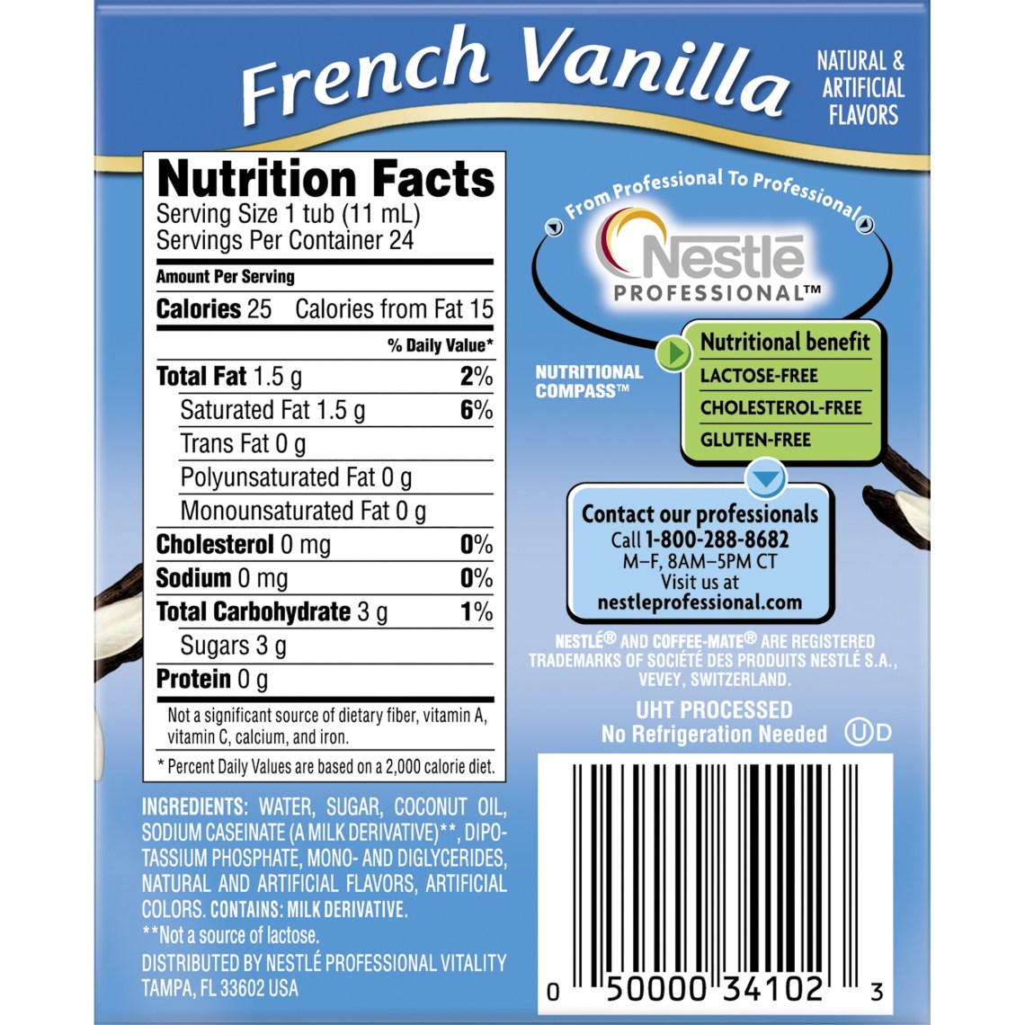 Image Result For Calories In A Cup Of Coffee With French Vanilla Creamer