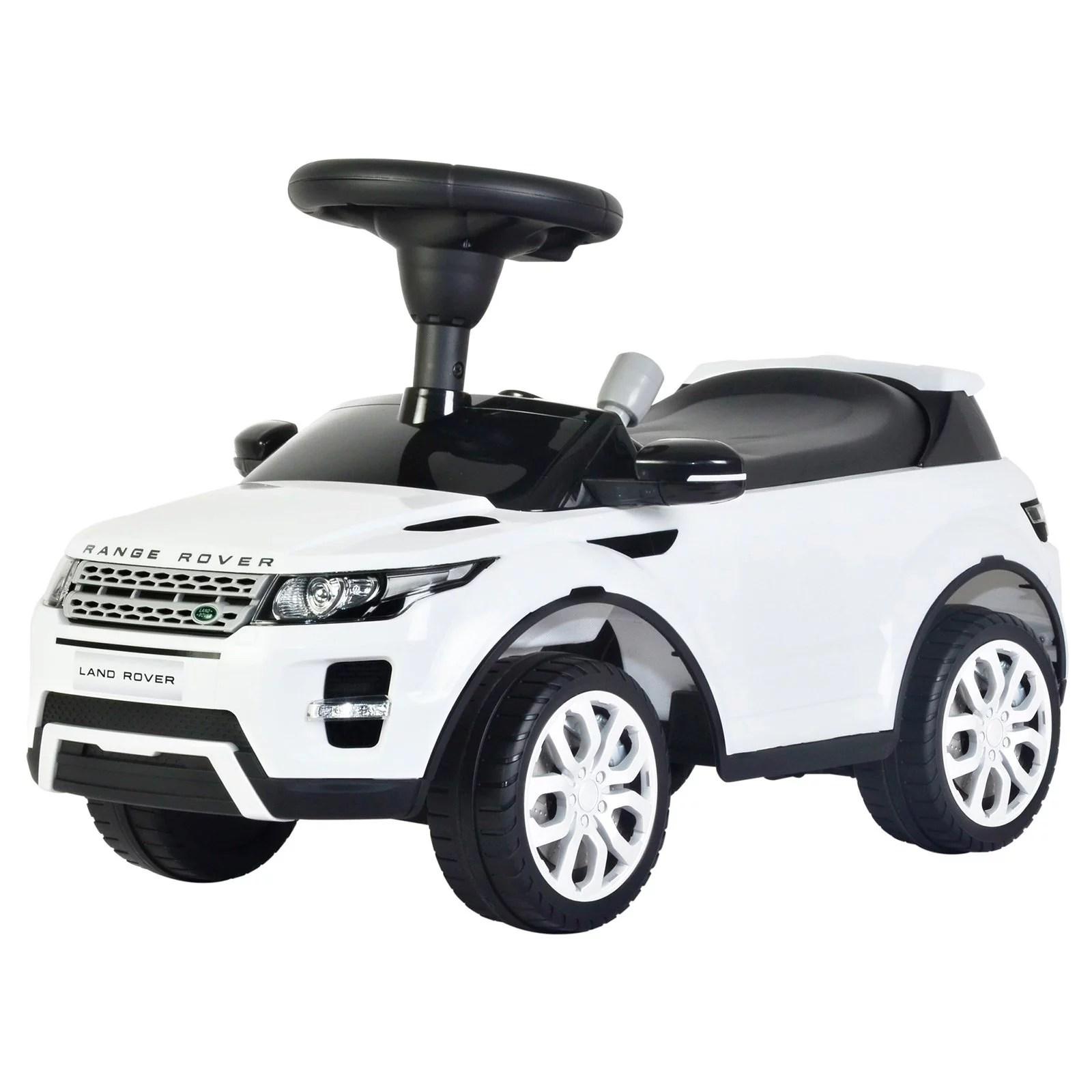 Best Ride on Cars Range Rover Push Car Walmart