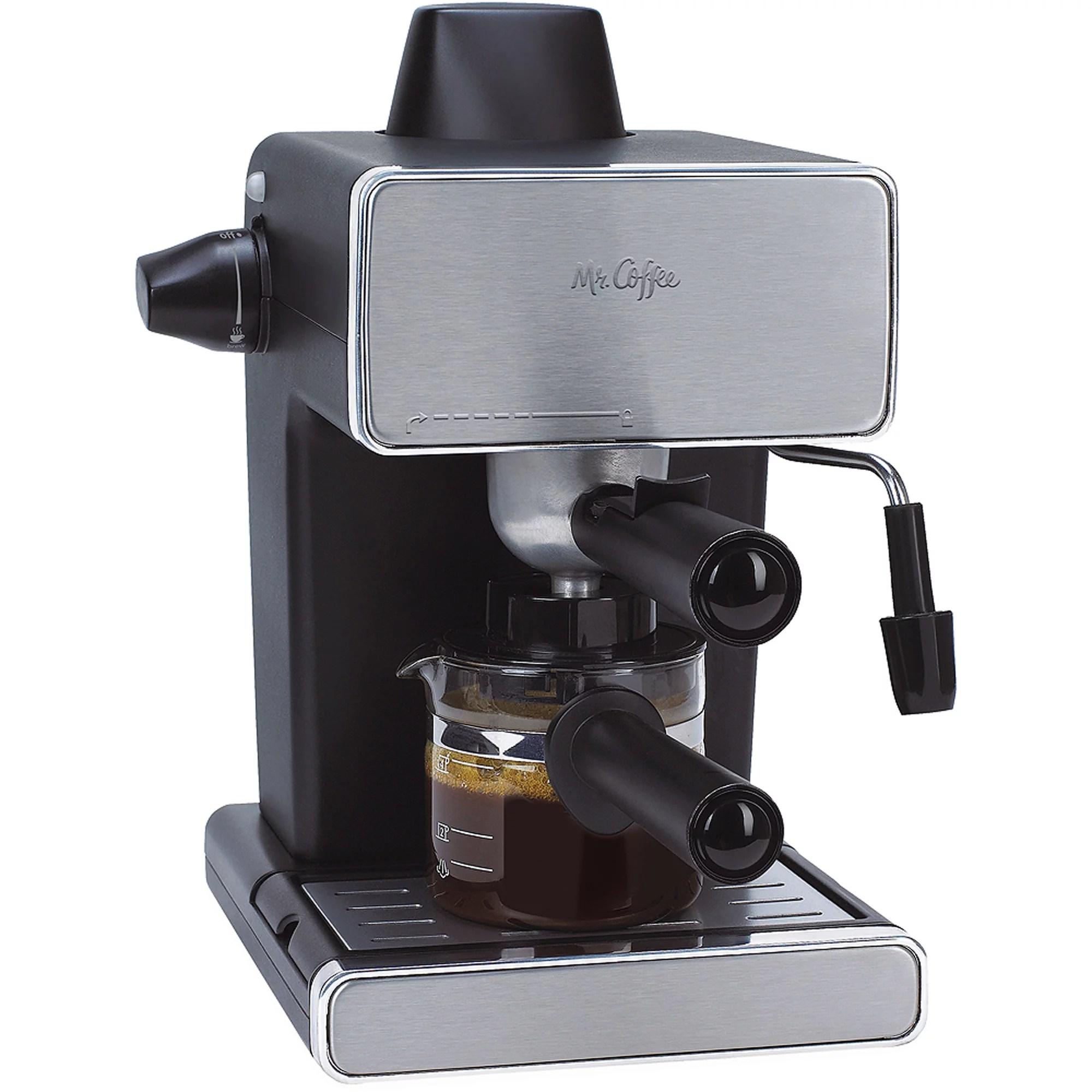 Coffee 1 2 Programmable Maker Cup Walmart Mr Coffee