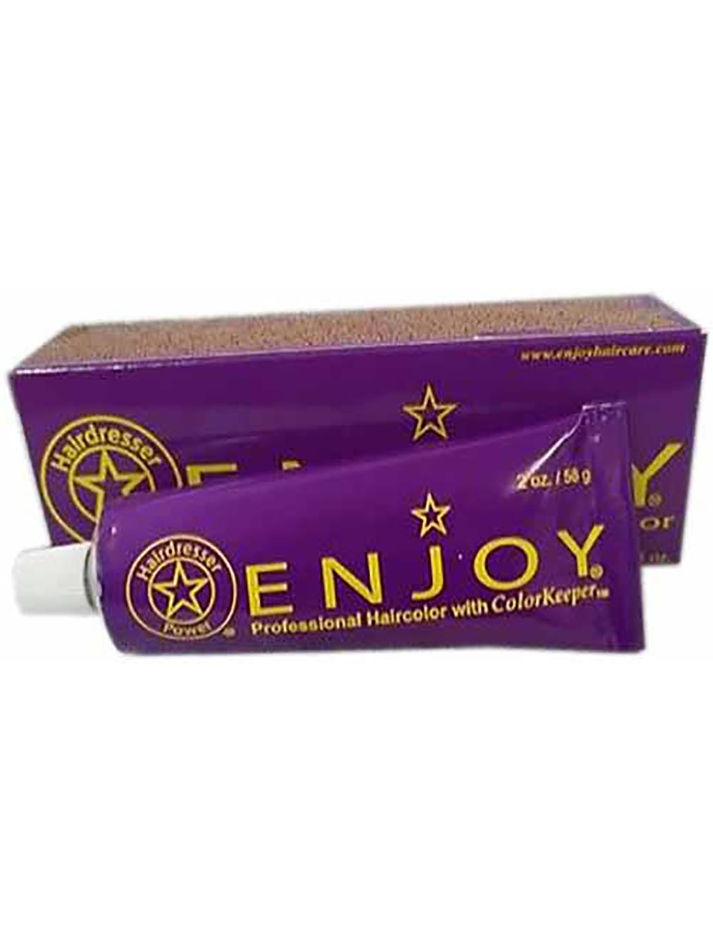 ZZX Enjoy Professional Creme Haircolor Hairdresser Power 2oz (Y)