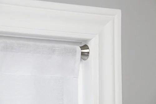 chroma tension curtain rod 24 36