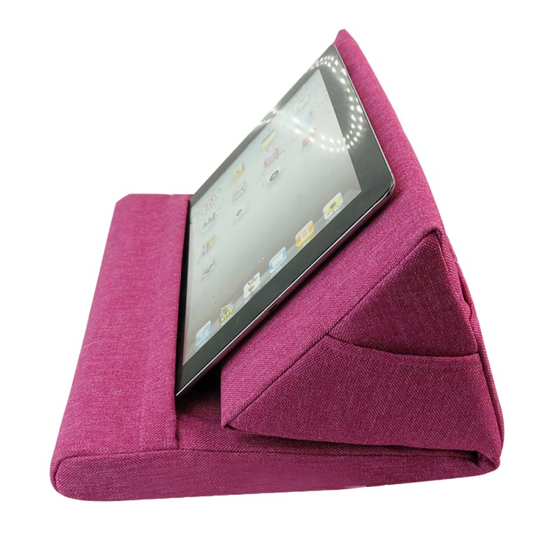 ardorlove laptop pillow foam lapdesk multifunctional cooling tablet stand holder lap rest cushion
