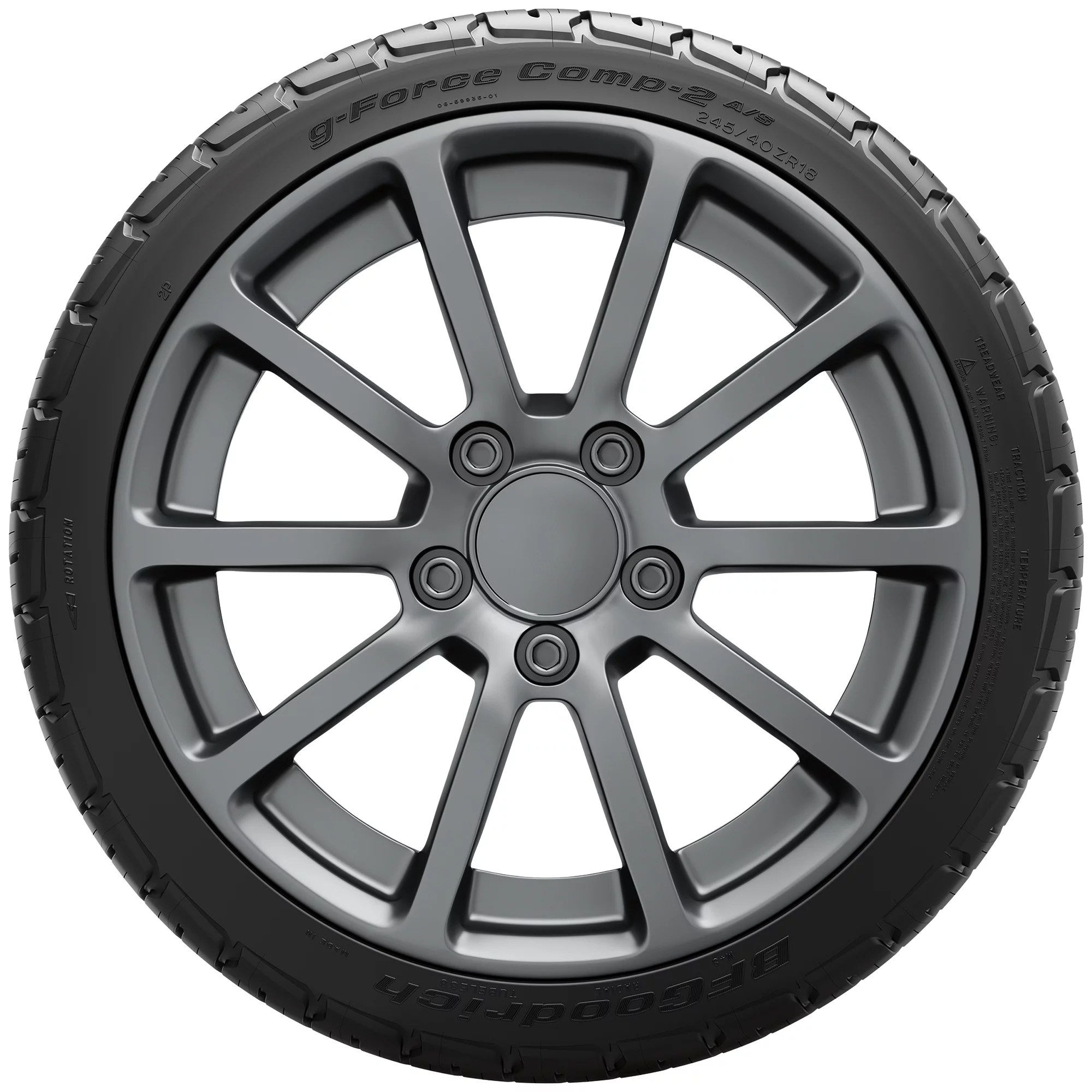 BFGoodrich g-Force COMP-2 A/S 245/40R19 94 W Tire