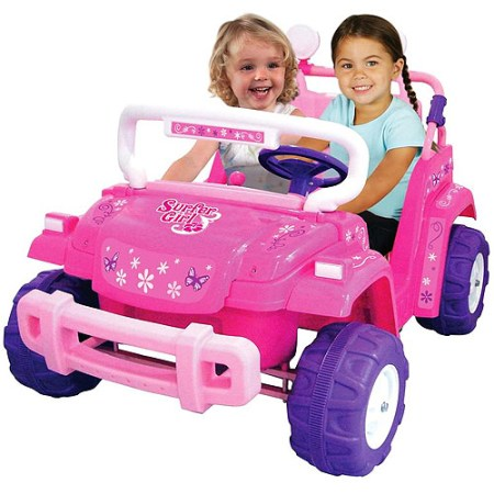 Best 12 Volt Ride Toys Girls Want To Cruise In or On