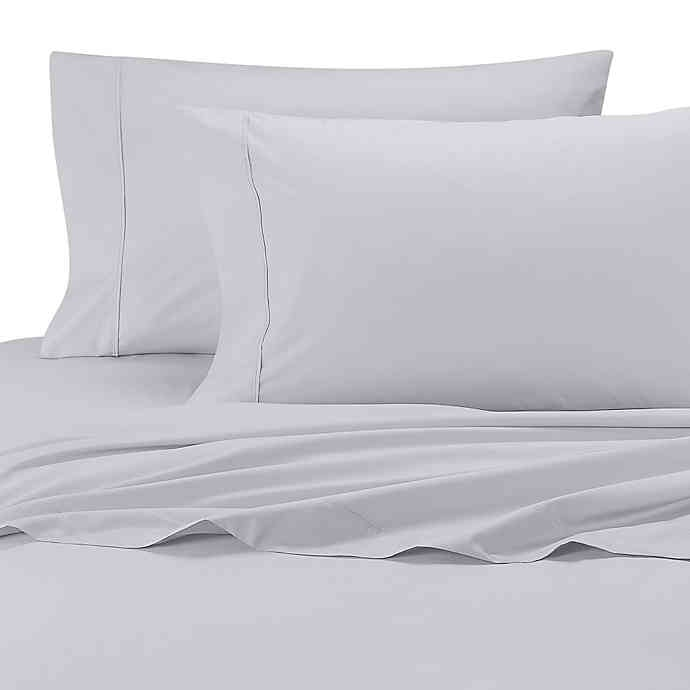 sheex arctic aire max sheet set with 2 pillowcases 100 tencel with coolx technology silver king