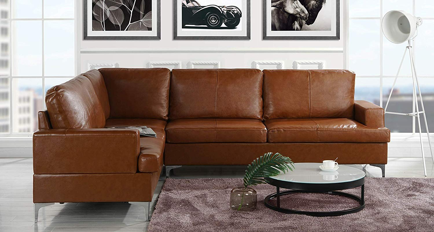 upholstered 103 9 inch leather