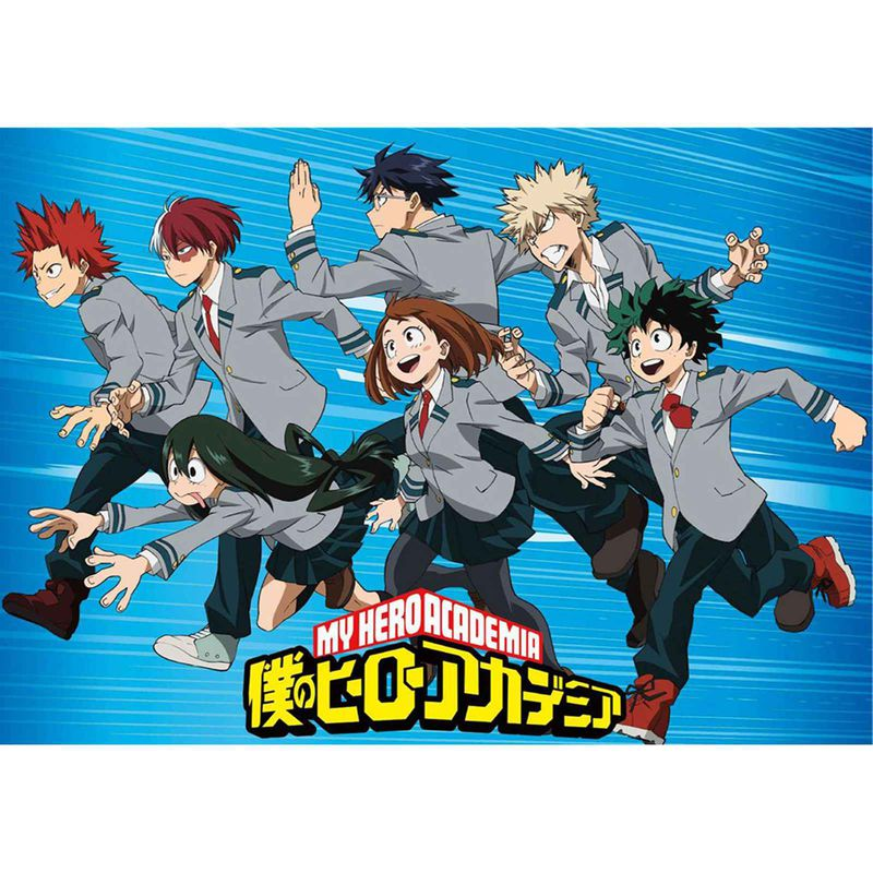 shiyao anime my hero academia poster home office wall decoration cartoon wall printing poster gift for fans style10