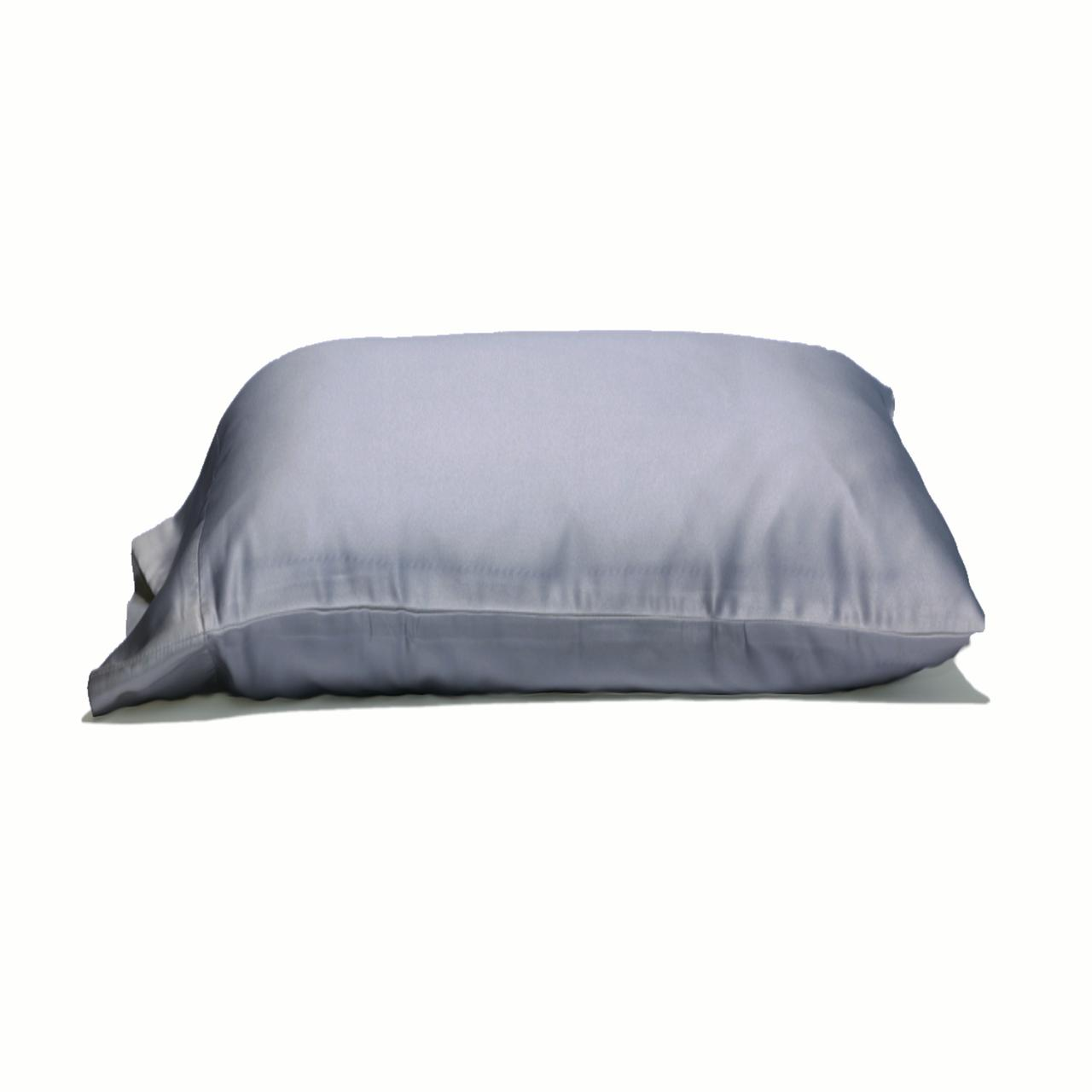 gravity sleep oversize pillow case fits even the fluffiest pillows including the pancake pillow sleeve style extra tall pillowcase luxury 100